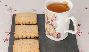 Biscuits marocains aux dattes