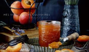 Confiture aux abricots