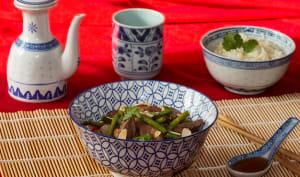 Curry de bœuf vietnamien