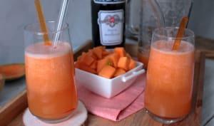 Cocktail melon et pastis