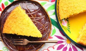 Gâteau mexicain au maïs frais