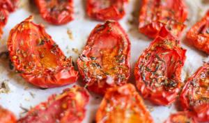 Tomates séchées au four maison