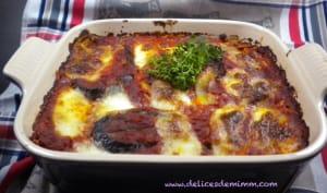 Lasagnes alla parmigiana