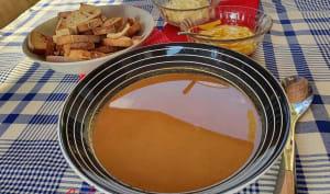 Soupe de poissons comme à Marseille