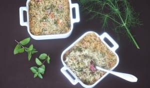 Riz au four aux herbes aromatiques * 1,2,3...Dégustez !
