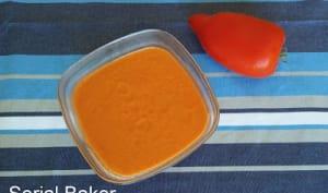 Soupe de tomate et fenouil