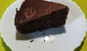Gâteau aux noix et aux chocolat