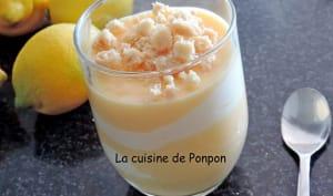 Crème au citron et mascarpone