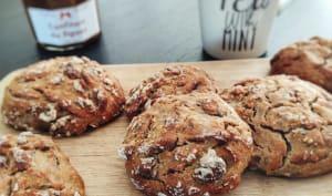 Petits pains sans pétrissage aux graines