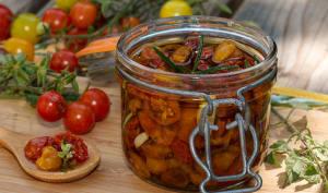 Tomates séchées maison (Petite Pause)