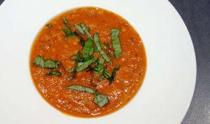 Soupe de légumes lentilles corail