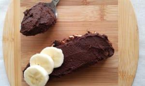 Houmous au chocolat, la pâte à tartiner zéro culpabilité