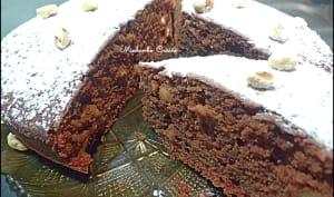 Gâteau gianduja