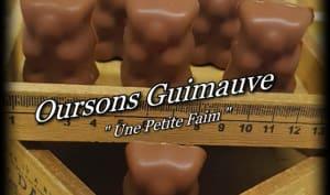 Oursons guimauve