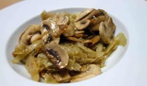 Fenouil aux champignons