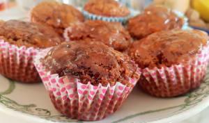 Muffins à la farine de sorgho et aux dattes