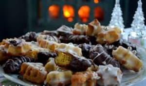 Leckerlis à la noix de coco