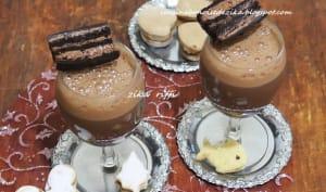 Chocolat chaud aux Petit Beurre