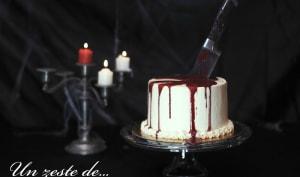 Layer cake halloween