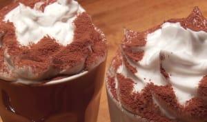 Chocolat chaud Starbucks