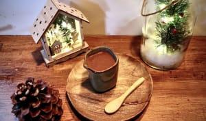 Le chocolat chaud qui fait la moustache