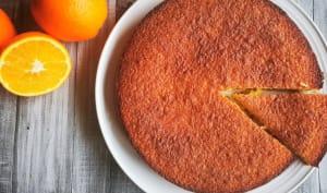 Gâteau simplissime à l'orange