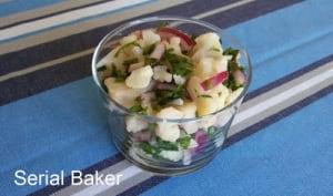 Ceviche de chou-fleur