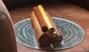 Des bûches pour les amateurs de chocolat