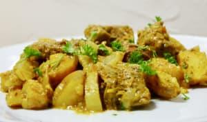 Ragoût de légumes anciens à la viande