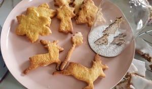 Biscuits amande combawa