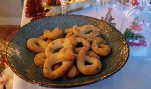 Biscuits apéritif italien