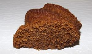 Moelleux au chocolat et à la farine de pain sec