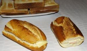 Croqu'pain monsieur