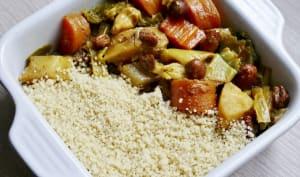 Mijoté de légumes oubliés et oléagineux