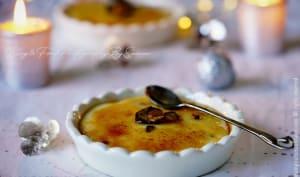 Crème brûlée au foie gras de canard