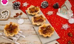 Tartelettes aux noix de pécan