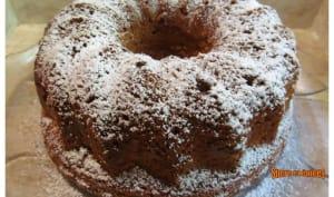 Chiffon cake à la mangue