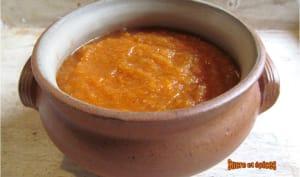 Soupe detox au chou blanc