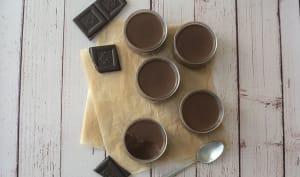 Crèmes chocolat Keto