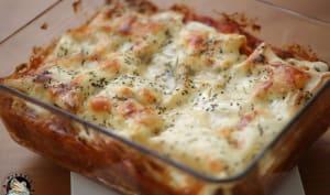 Lasagnes aux boulettes de boeuf