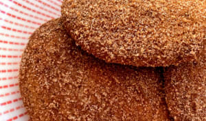 Les biscuits au sucre et à la cannelle ou Snickerdoodles