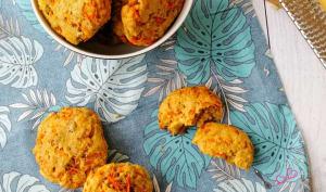Cookies carottes et comté