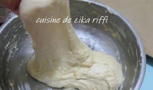 Pâte à beignets sans pétrissage