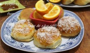 Beignets algériens au four sans pétrissage