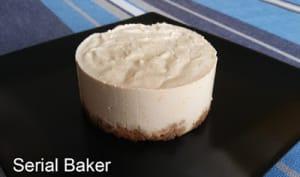 No cheese cake à la bergamote