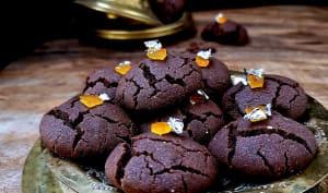 Ghriba chocolat orange et praliné
