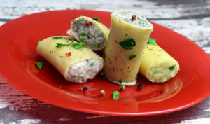 Cannelloni au jambon