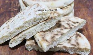 Galettes algériennes à la farine sans pétrissage