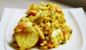 Salade alcaline de légumes racine