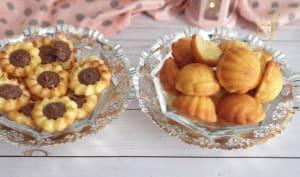 Madeleines coquillages et Saint-Honoré